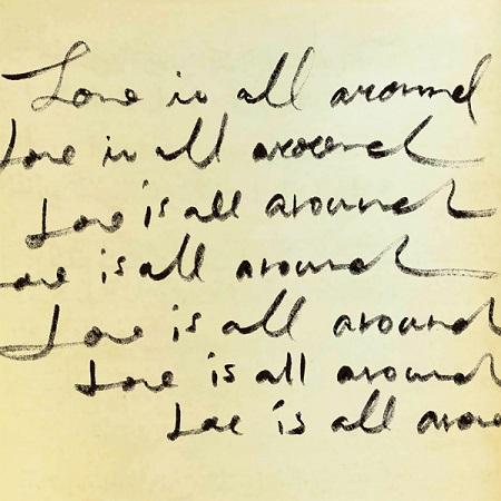おすすめ邦楽ロックのLOVE PSYCHEDELICO「LOVE IS All Around」