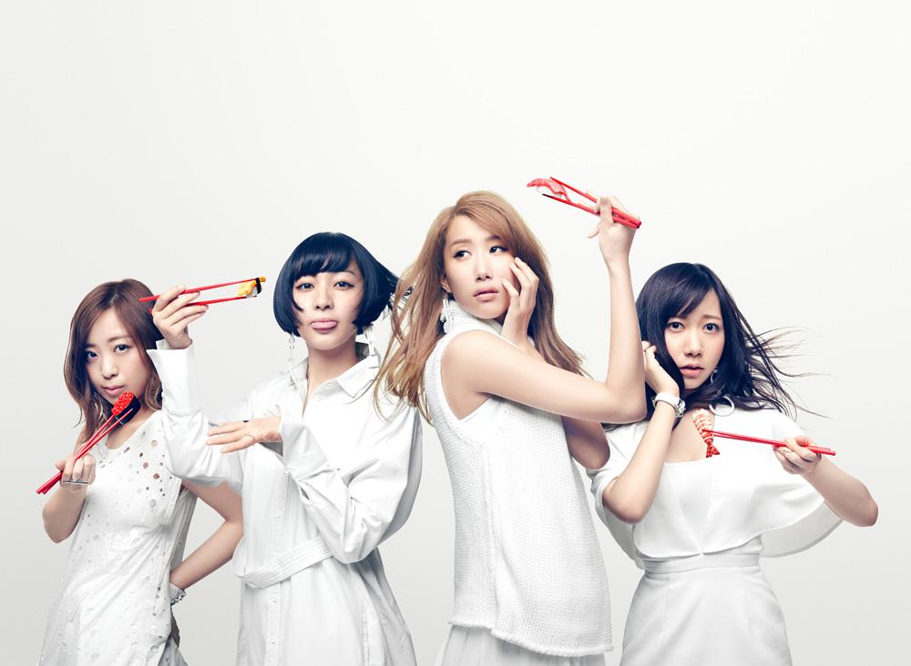 赤い公園、新曲「KOIKI」MVがGyaO!にて先行公開