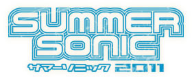 <SUMMER SONIC 2011>第3弾出演アーティストを発表