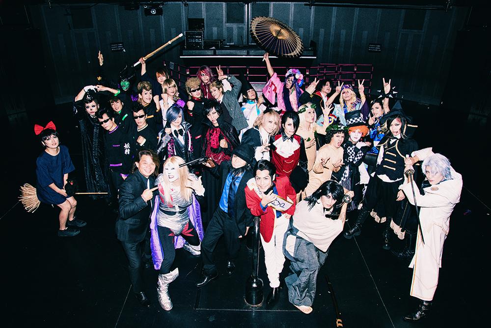 10月24日@新宿ReNY