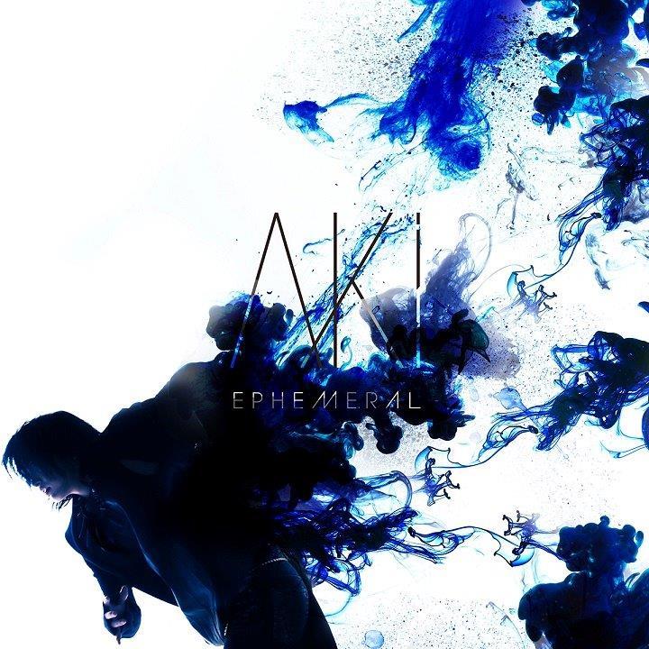 アルバム『EPHEMERAL』【初回生産限定盤】(CD+DVD)