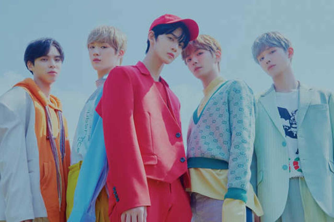 韓国ボーイズグループ・CIX、初日本語曲を収録した1st EP日本盤を10月発売